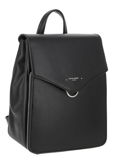 Рюкзак женский David Jones 6507-2 чёрный