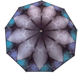 Зонт женский автоматический Три слона 3991 синий