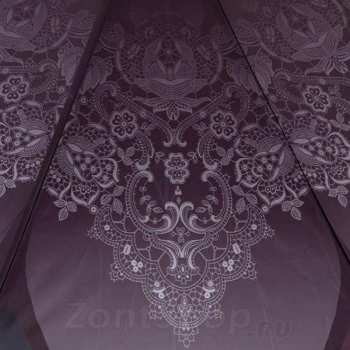 Зонт женский автоматический Три слона 3991 голубой
