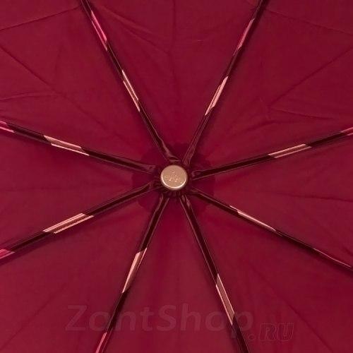 Зонт женский автомат Три слона 107 красный
