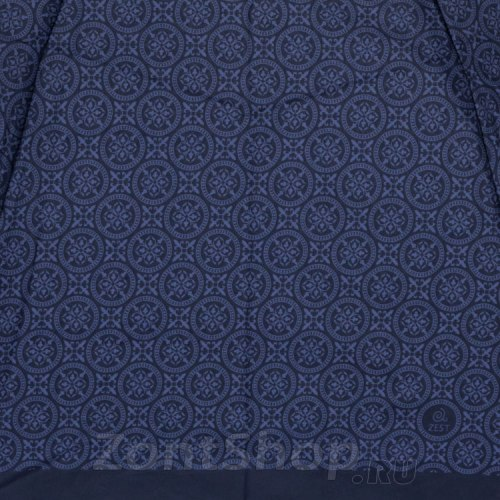Зонт мужской полуавтомат Zest 43662 синий
