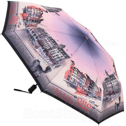 Зонт женский автомат Три слона 3844 Осло