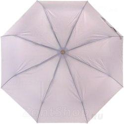 Зонт полу автоматический Три слона 886 серый
