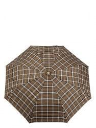 Зонт женский Три слона 103 коричневый