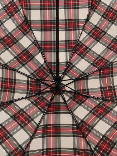 Зонт женский Три слона 103 клетка