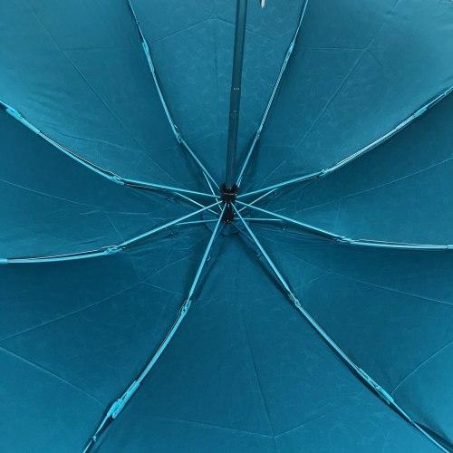 Зонт женский автомат Три слона 106 бирюзовый