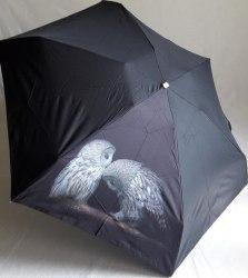 Зонт женский механический Nex 35111 Совы