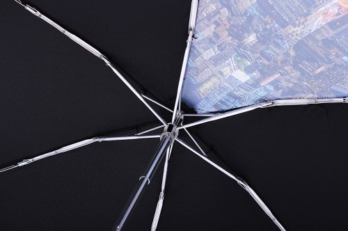 Зонт женский механический Nex 35111 город