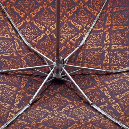 Зонт женский механический Zest 55518 бордо