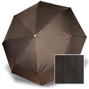Зонт мужской облегчённый Trust 32378 коричневый