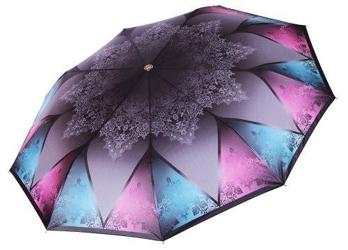 Зонт женский Три слона 3991- 1 бирюза