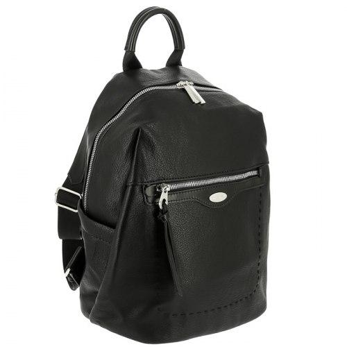Рюкзак женский David Jones 6603-3 чёрный