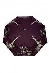 Зонт женский автоматический Три слона 3897 фиолетовый