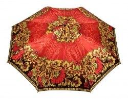 Зонтик женский полуавто шёлк Zest 53624