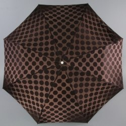 Зонт Жаккардовый Zest 23843- Шоколад