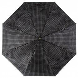 Зонтик женский суперавто Клетка букл. Zest 53942 (5)