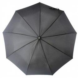 Зонт мужской с прямой кожаной ручкой Zest 13850