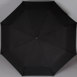 Зонт мужской полный автомат с кожаной ручкой Trust 31820