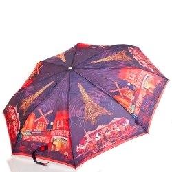 Зонт женский полуавтомат (Париж) Zest 53626