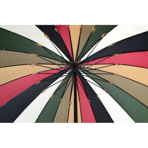 Зонт трость Радуга красная Три слона 2400