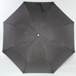Зонт муж. Zest 43640 Черный (3 сложения) крюк дерево