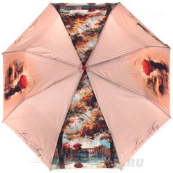 Зонт женский автомат Zest 23745 (Романтика)