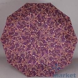 Зонт женский 9 спиц Zest 23948 (Сиреневый)