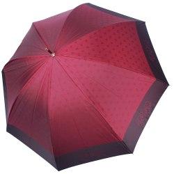 Зонт трость жаккард Три слона 1888 Бордо