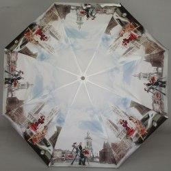 Зонт женский автомат Zest 23945 (Прогулка в городе)