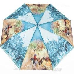 Зонт женский автомат Zest 23945 (Лондон)