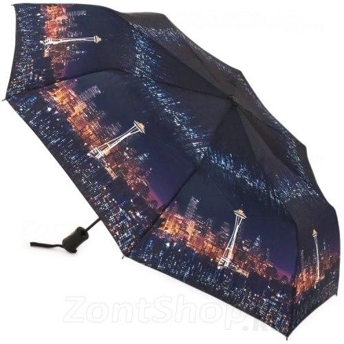 Зонт полуавтомат Три слона 881 Башня