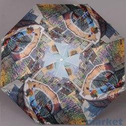 Зонт женский автомат Trust 31475 Каналы Венеции