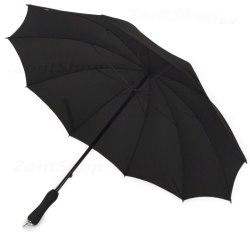 Зонт- трость с прямой ручкой Три слона 3000