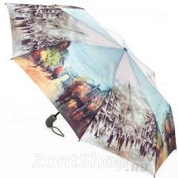 Зонт женский автомат Zest 23745 (Париж)