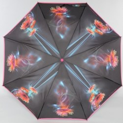 Зонт женский автомат Zest 23745 (Герберы)