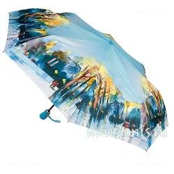 Зонт женский автомат Zest 23945 (Акварель)