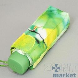 Мини зонт женский Zest 253625 Листья