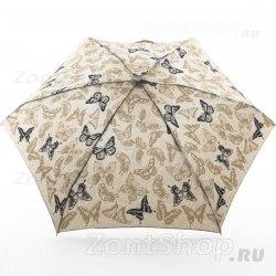 Мини зонт женский Zest 55526 Бабочки