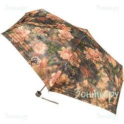 Мини зонт женский Zest 253626 Цветы