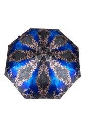 Зонт женский автомат Три слона 884 Синий