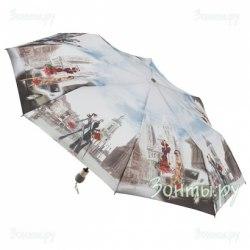 Зонт женский полуавтомат Zest 23625 Девочки