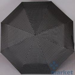Зонт мужской автомат Magic Rain 7027 Клетка
