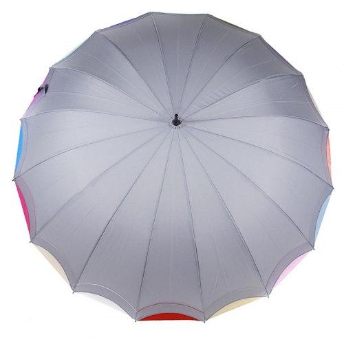 Зонт женский Три слона 1100 Серый