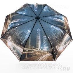 Зонт женский автомат Zest 23995 Город
