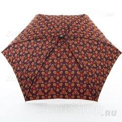 Зонт женский автомат Zest 55518 Коричневый