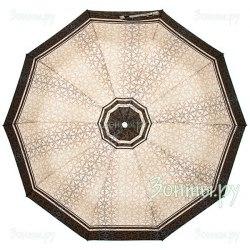 Зонт женский полуавтомат Zest 53618 Бежевый