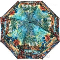 Зонт женский автомат Zest 53864 Река