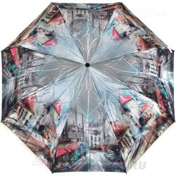 Зонт женский автомат Zest 53864 Улица