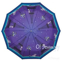 Зонт женский полуавтомат Zest 53616 Париж