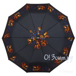 Зонт женский полуавтомат Zest 53616 Круги